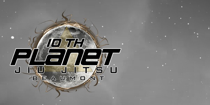 10th Planet Beaumont Brazilian Jiu-Jitsu MMA small logo